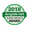 angies list award small logo