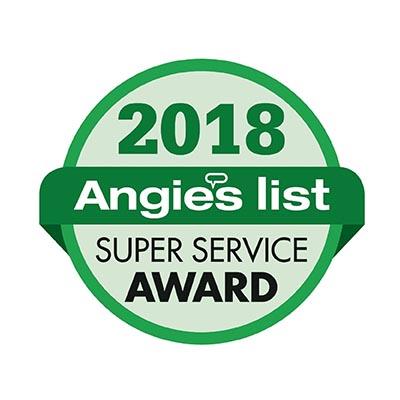 angies list 2018 award logo